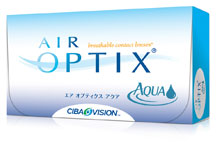 CIBA VISION Air Optix Aqua 6 pack