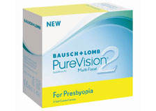 BAUSCH & LOMB Purevision 2 for Presbyopia