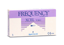 COOPER VISION Frequency Xcel Toric 3pack